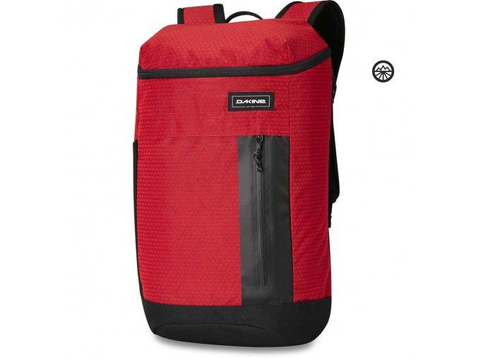 Dakine Concourse 25L Rucksack mit Laptopfach Crimson Red 492