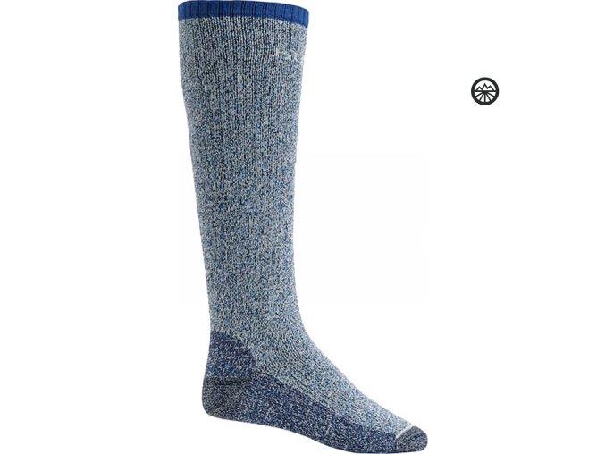 Ponožky BURTON M PRFRMNC EXP SK VALLARTA BLUE M