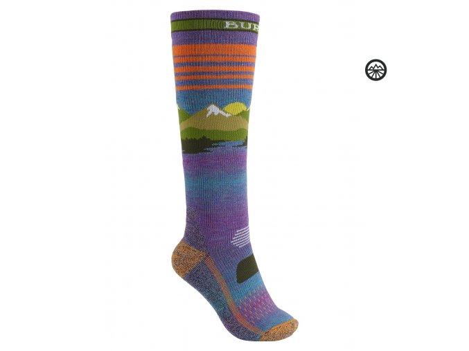 Ponožky BURTON W PRFRMNC MW SK VISTA 2020