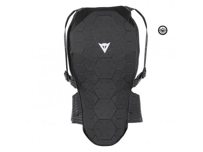 dainese w flexagon back protector 18b dai 4879959 black 1