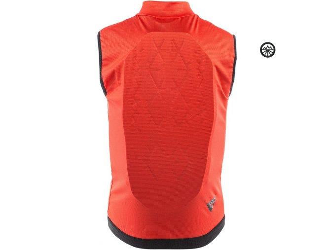 Dainese Scarabeo Flex Lite red black hinten 1