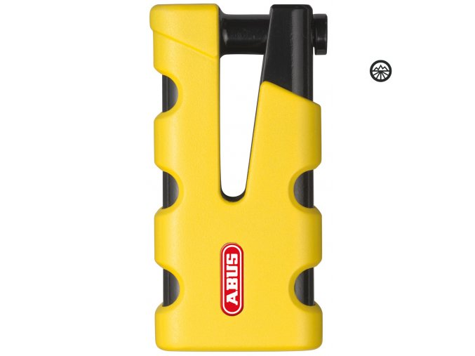 77 GRANIT Sledg grip yellow