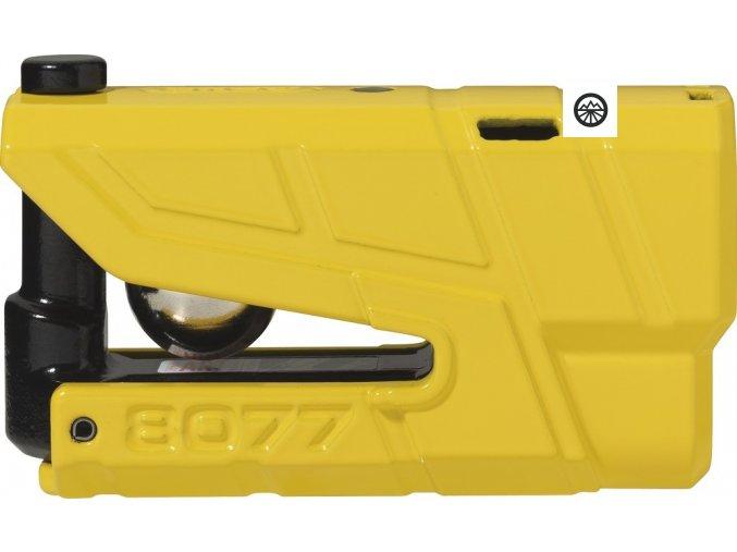 8077 Granit Detecto X Plus Yellow