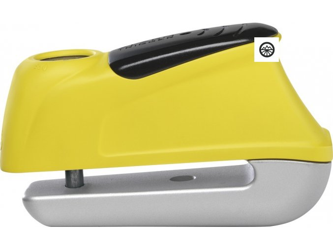 345 Trigger Alarm Yellow