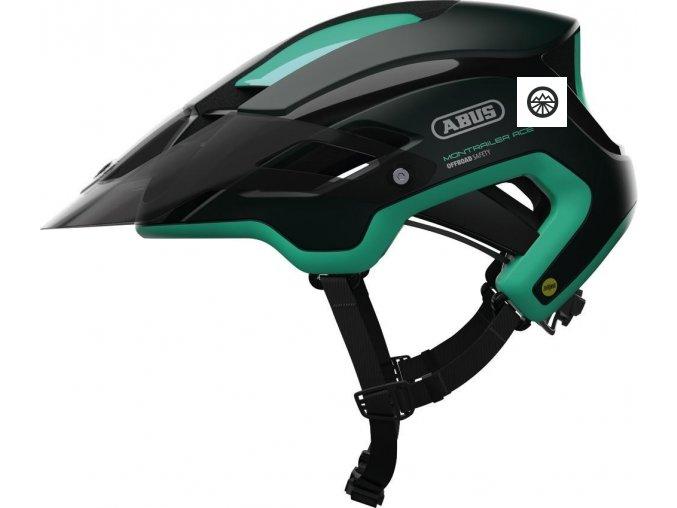 MonTrailer ACE MIPS smaragd green
