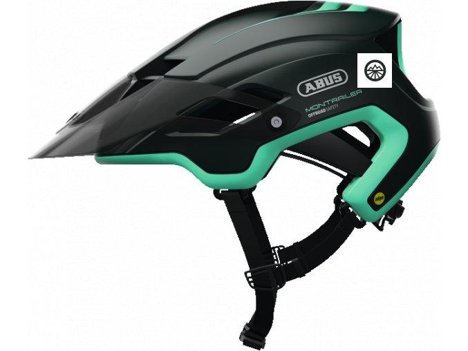 MonTrailer MIPS smaragd green