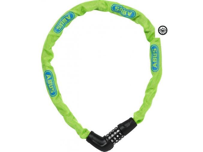 5805C/75 lime Steel-O-Chain