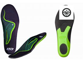 Vložky BD Stability 7 low arch insoles