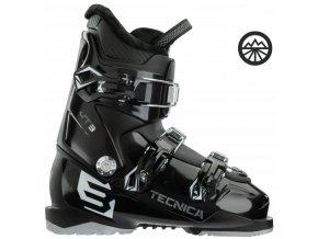 Dětské boty TECNICA JT 3, black, MP 245, 19/20