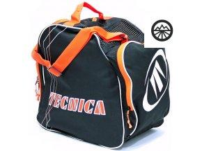 Obal na boty TECNICA Premium blck/orange 2020