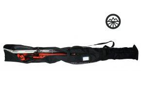 Obal na lyže BLIZZARD Ski+XCbag pro 2páry, 210 cm