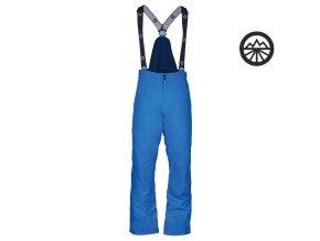 Pánské kalhoty BLIZZARD Ischg  bright blue M