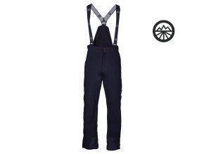Pánské kalhoty BLIZZARD Ischgl black, XL