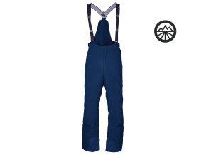 Pánské kalhoty BLIZZARD Ischgl dark blue L