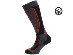 ponožky BLIZZARD profi Ski 39/42 red