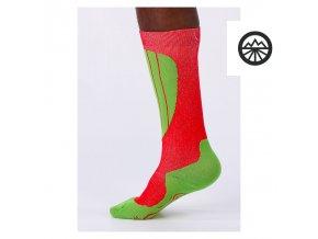 lyziarske podkolienky ponozky boot doc bd poison socks (1)