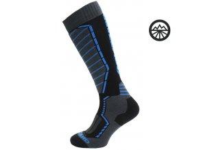 Ponožky BLIZZARD Profi ski 43/46 blue
