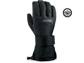 rukavice dakine wristguard glove black 284375