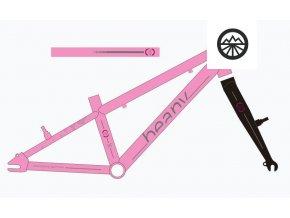 kolo Beany ZERO 16 Pink
