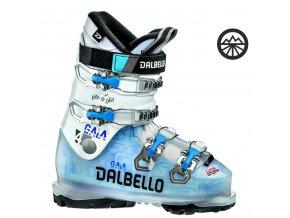 DALBELLO GAIA 4.0 JR trnsprnt/wht 220-225 21/22