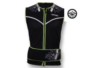 Chránič HATCHEY Vest Soft Active S