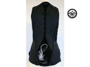 Chránič UVEX X Vest II Lady Style 595003