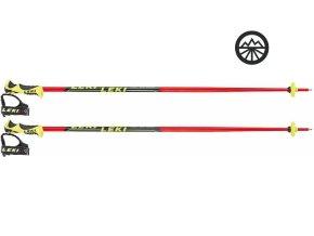 LEKI Worldcup Lite SL TR-S neonrot/blck/lemon