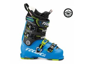 Boty Tecnica Mach1 120 MV blue/black MP 275