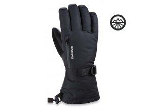 Rukavice DAKINE leather Sequoia Glove blk L