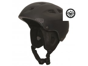 Helma K2 EDGE BLACK VEL.XL