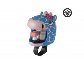 Zvonek Blue Giraffe
