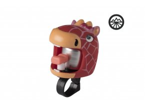 Zvonek Red Giraffe