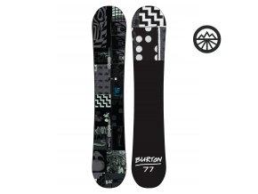 Snowboard BURTON AMPLIFIER NO COLOR 2019 157cm