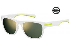 Slun.brýle POLAROID 2065/S wht crgrdts/pol.gre