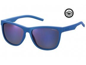 Slun.brýle POLAROID 6014/S blue/pol. grey blue