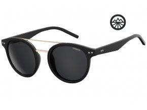 Slun.brýle POLAROID 6031/S mat blck/pol. Grey