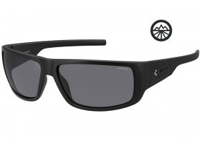 Slun.brýle POLAROID 7006/S mat blck/pol. Grey