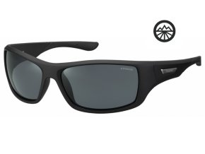 Slun.brýle POLAROID 7013/S blck/pol. Grey