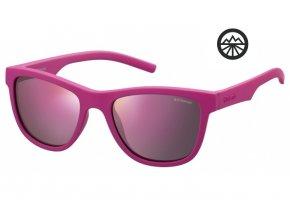 Slun.brýle POLAROID 8018/S Drk pnk/pol. gr pInk
