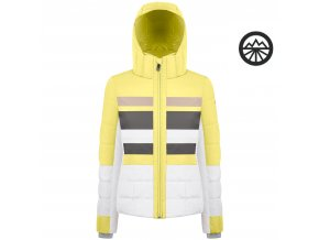 POIVRE BLANC Ski jacket 1004 M yellow/multi