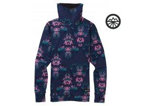 Funkční prádlo WB MDWT LONG NECK DRESS BLUE STYLUS 2020