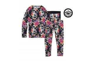 Funkční prádlo KIDS 1ST LAYER SET SECRET GARDEN 2020