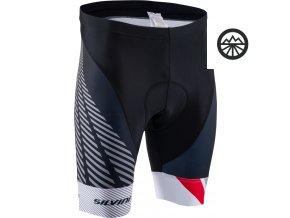 Pánské cyklistické kalhoty Team MP1407