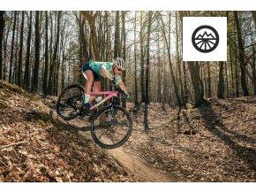 Dámský cyklistický dres Stabina WD1432