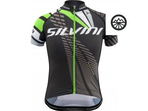 Dětský cyklistický dres Team CD1435