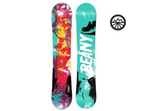 Snowboard Beany Action