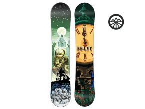 Dětský snowboard Beany Demon