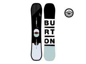 Snowboard BURTON CUSTOM FLYING V NO COLOR 2020 158W