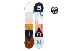 Snowboard BURTON YEASAYER NO COLOR 2020
