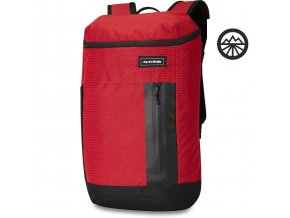 Dakine Concourse 25L Rucksack mit Laptopfach Crimson Red 492